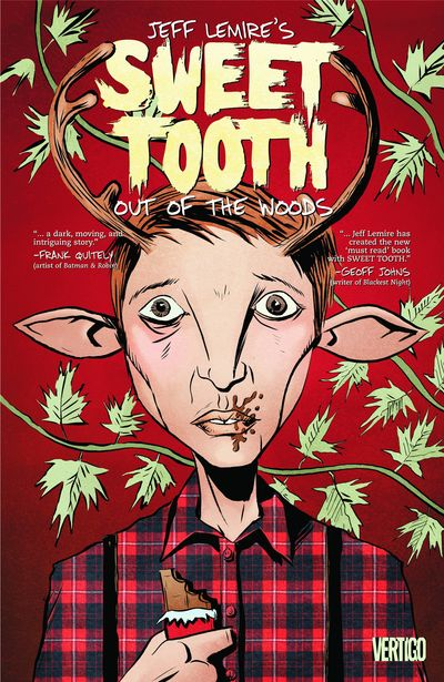 Sweet Tooth TPB Vol. 01 Out Of The Deep Woods