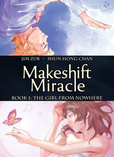 Makeshift Miracle HC Vol. 01 Girl From Nowhere