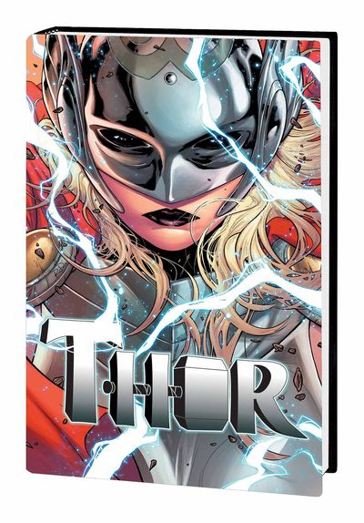 Thor Vol. 1 - Goddess of Thunder Cover