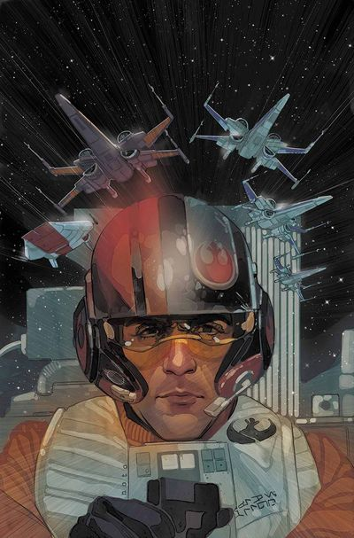 Poe Dameron comics at TFAW.com