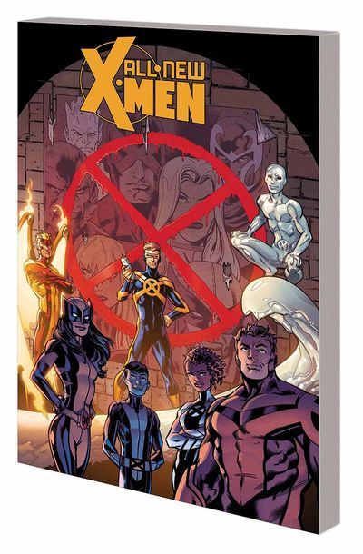 All New X-Men Inevitable TPB Vol. 01 Ghosts of Clyclops
