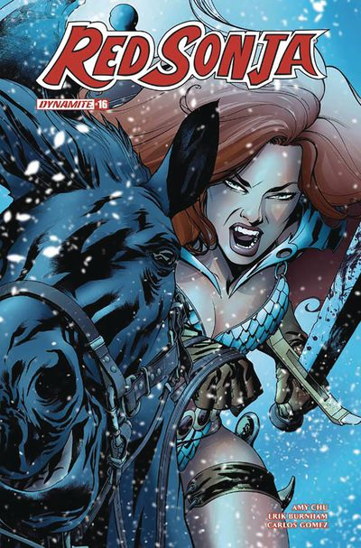 Anyone Reading Red Sonja? Feb181447