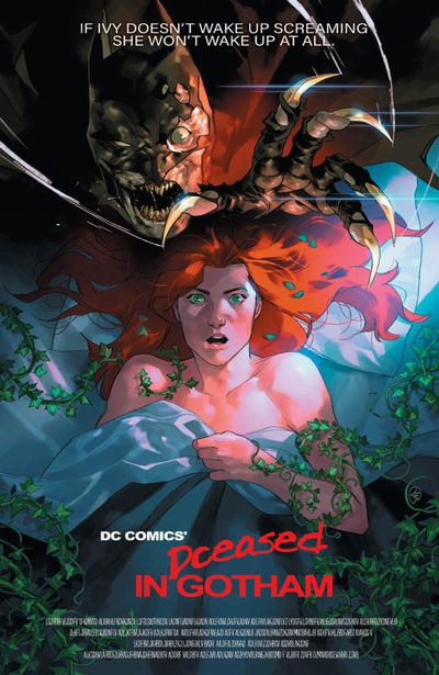 Dceased #2 (Horror Variant)