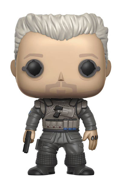 Pop Ghost in the Shell Batou Vinyl Figure