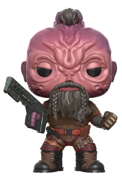 Pop Guardians of the Galaxy 2 Taserface Vinyl Bobble Head