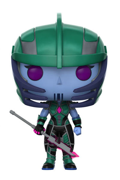 Pop Marvel Games: Guardians of the Galaxy the Telltale - Hala the Accuser Vinyl Figure