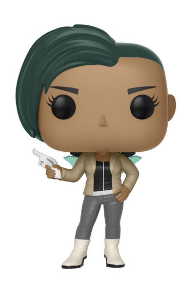 Pop Comics: Saga -  Alana with Gun Vinyl Figure
