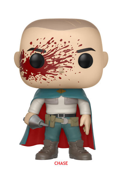 Pop Comics: Saga - The Will Figure (Blood Splattered Chase Variant)