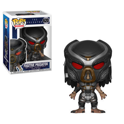 Pop Movies The Predator- Fugitive Predator