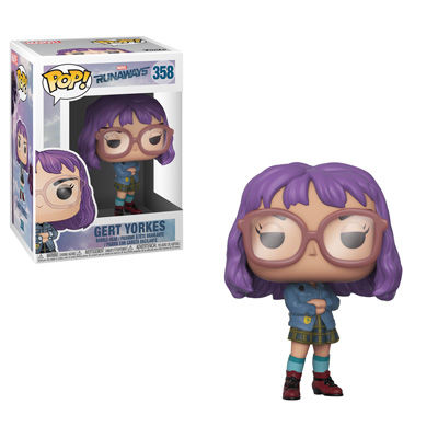 Pop Marvel Runaways- Gert