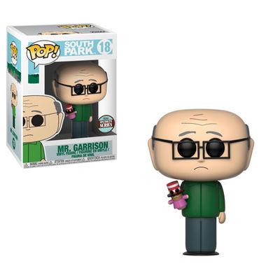 Pop Specialty Series : South Park W2- Mr. Garrison