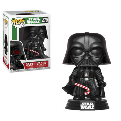 Pop Star Wars Holiday - Darth Vader
