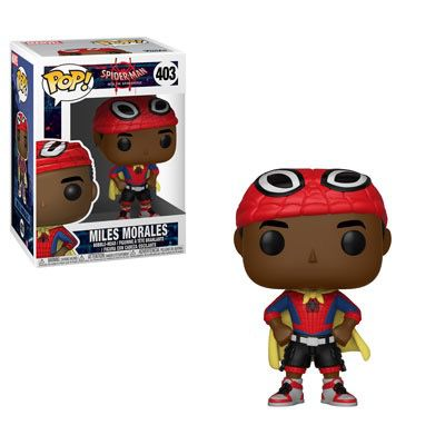 Pop! Marvel: Animated Spider-Man -- Miles Morales (Cape)