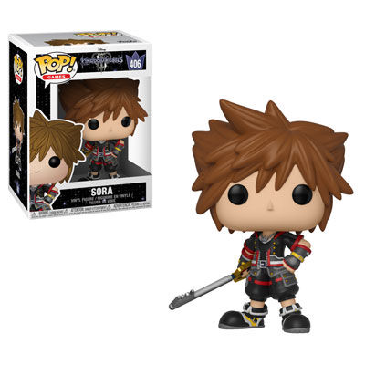 Pop Disney: Kingdom Hearts 3- Sora