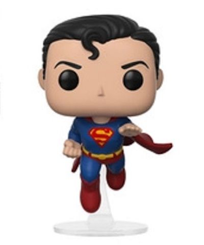 Pop Specialty Series:  Superman - Flying Superman (80th Anniversary)