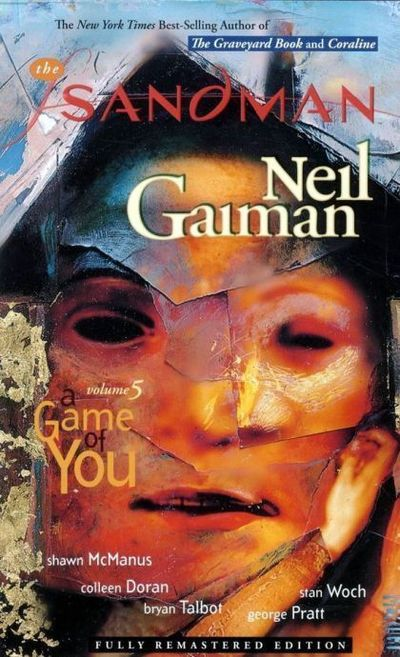 Sandman TPB Vol. 5 A Game of You New Edition