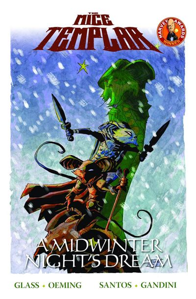 Mice Templar TPB Vol. 03 A Midwinter Nights Dream