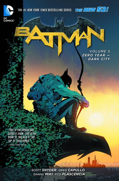 Batman Review Roundup