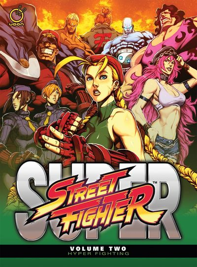 Super Street Fighter HC Vol. 02 Hyper Fighting