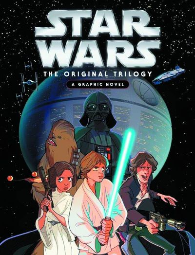 Star Wars Original Trilogy GN HC