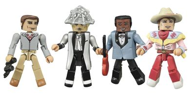 Back To the Future Minimates 1955 Set