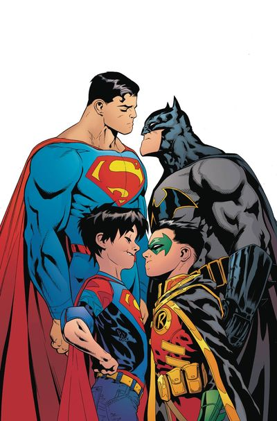 Superman TPB Vol. 02 Trial of the Super Sons (rebirth)