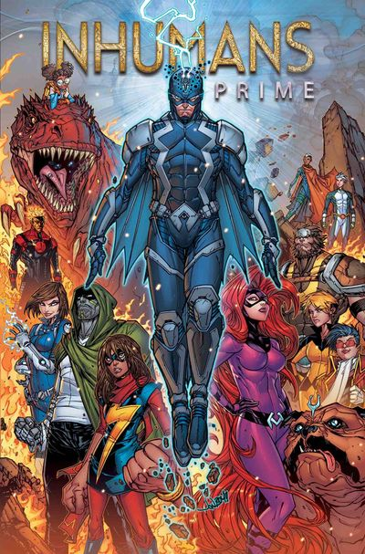 Inhumans Prime comics at TFAW.com