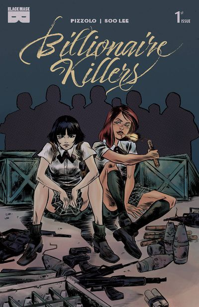 Billionaire Killers #1 (Cover A - Soo Lee)