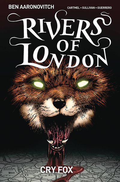 Rivers of London Cry Fox TPB