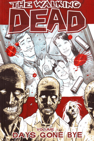 Walking Dead Vol 1 Cover