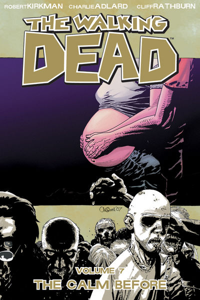 The Walking Dead Vol. 7 Cover