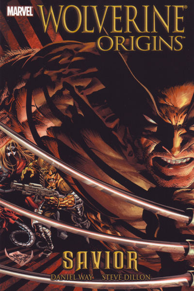 Wolverine Origins TPB Vol. 2: Savior