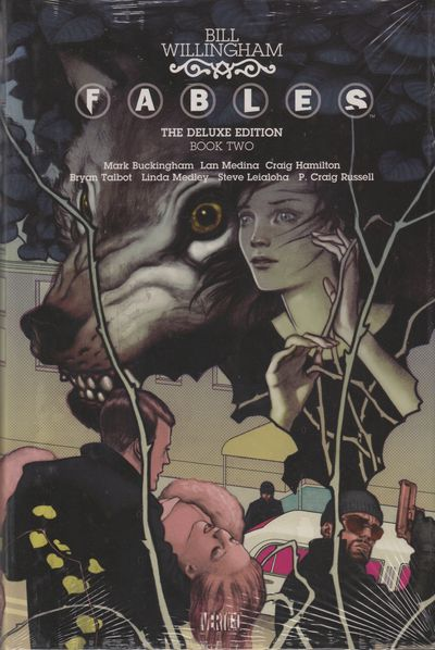 Fables Deluxe Edition HC Vol. 02