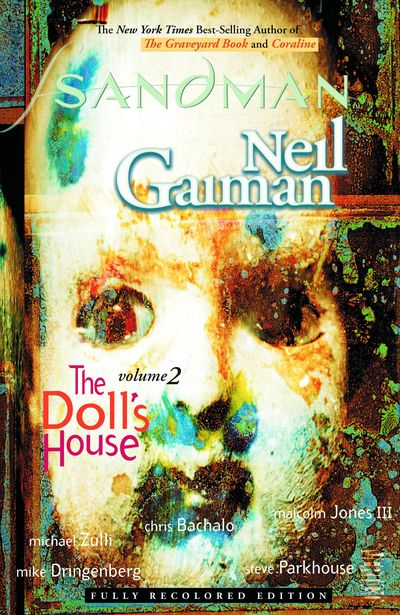 Sandman Vol. 2 TPB The Dolls House (New Edition)