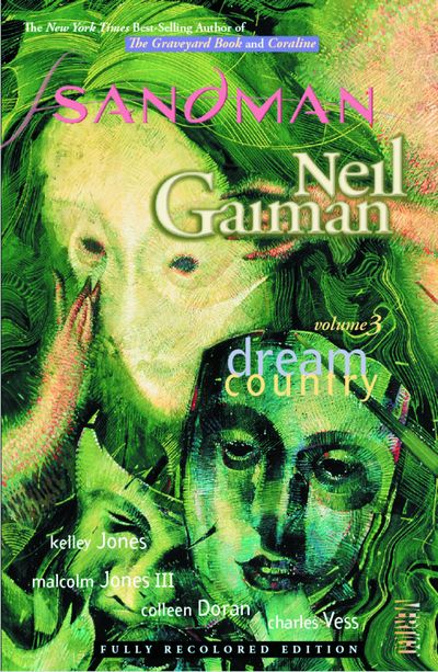 Sandman Vol. 3 TPB Dream Country (New Edition)