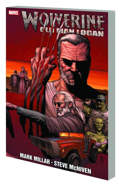 Wolverine Old Man Logan TPB
