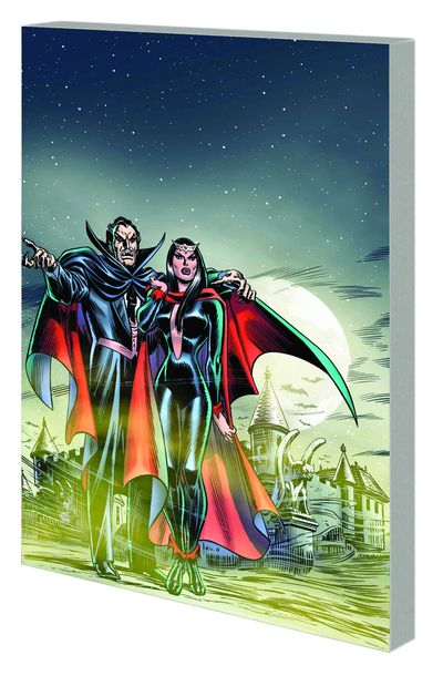 Tomb of Dracula TPB Vol. 02