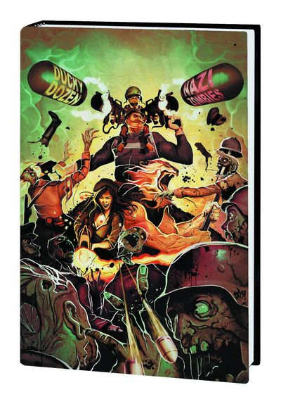 Marvel Zombies Destroy HC