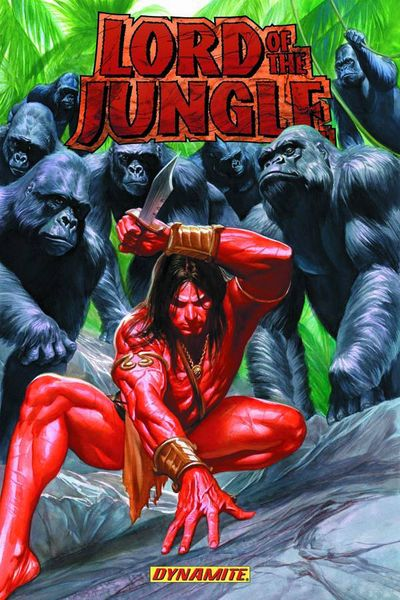 Lord of the Jungle TPB Vol. 01