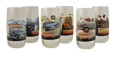 Back to the Future 3 Tumbler