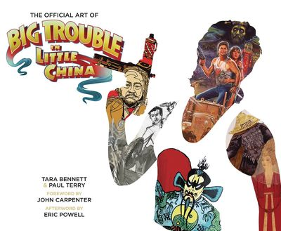 Official Art of Big Trouble in Little China HC