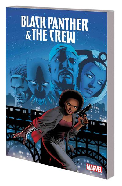 Black Panther Crew TPB We Are the Streets