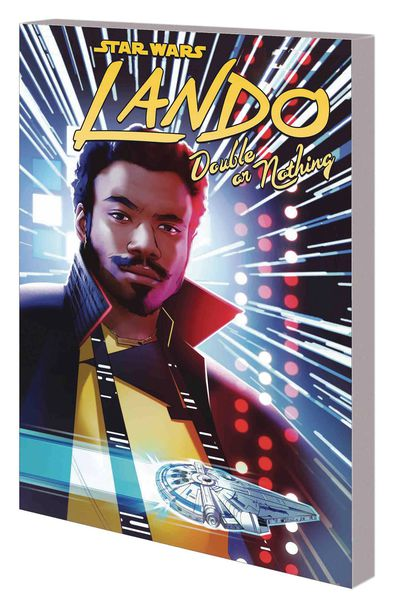 Star Wars Lando TPB Double or Nothing