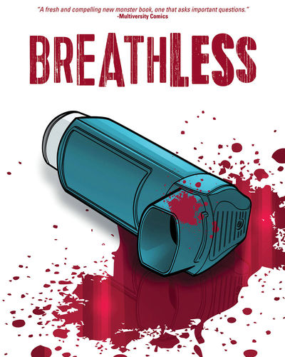 Breathless TPB