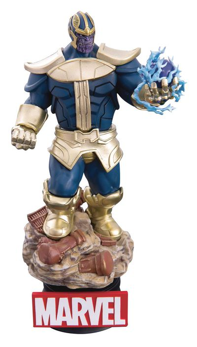 A3 Infinity War Thanos Ds-014 Dream-Select Series Previews Exclusive 6in