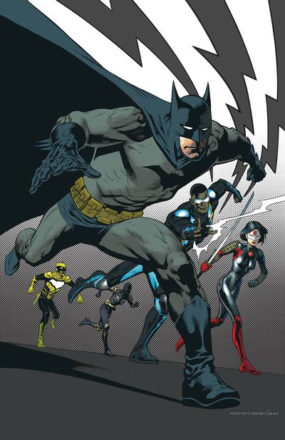 Batman and the Outsiders #5 (Nowland Variant) (YOTV)