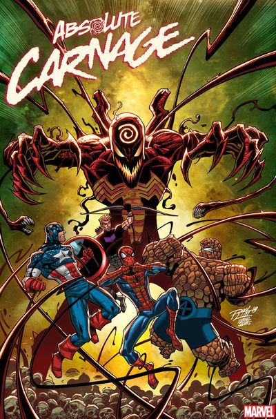 Absolute Carnage #3 (of 4) (Ron Lim Variant) AC