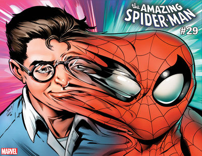 Amazing Spider-Man #29 (Bagley Immortal Variant)