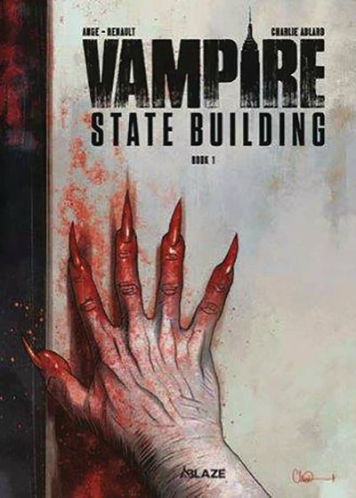 Vampire State Building #1 (Cover A -  Adlard)