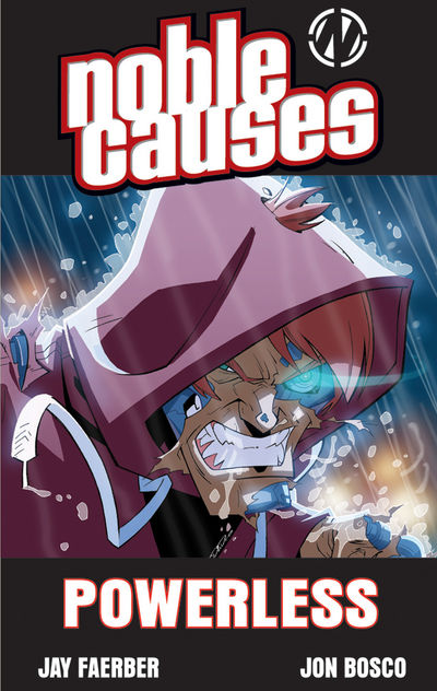 Noble Causes TPB Vol. 07 Powerless